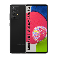 Samsung Galaxy SM-A528B Smartphone - Zwart 128GB