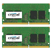 Crucial 16GB (2x8GB) DDR4 2400 SODIMM 1.2V RAM-geheugen