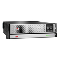 APC 900 W, 1 kVA, 230 V, 50/60 Hz, 8x IEC 320 C13, IEC-320 C14, Li-ion, RJ-45 Serial, Smart-Slot, USB, 3U, IP20, .....