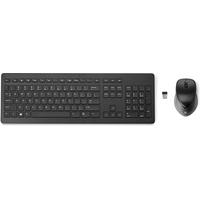 HP 950MK muis en draadloos en oplaadbaar Toetsenbord - Zwart