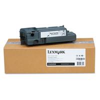 Lexmark C52x, C53x ~25K (images) waste toner cont. Toner verzamelaars - Zwart