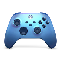 Microsoft Xbox Wireless Controller Aqua Shift Special Edition Contrôleur de jeu - Couleur aqua