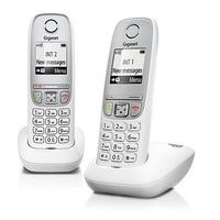 Gigaset A415 Duo Téléphone - Blanc