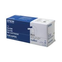 Epson TIN C33S020655 black Inktcartridge - Zwart