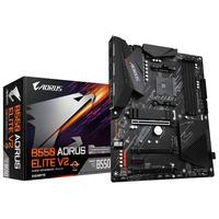 Gigabyte Socket AM4, AMD B550 Chipset, 4 x DDR4-SDRAM up to 128GB, LAN, 1 x RJ-45, 4 x SATA III, 2 x M.2(M), .....