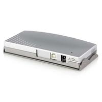 StarTech.com 8-poort USB naar RS232 Seriële DB9 Adapter Hub Interface hub - Zilver