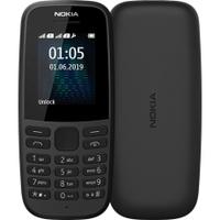 Nokia 105 GSM - Noir
