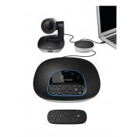 Logitech Group Webcam - Noir, Gris