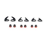 Jabra Evolve 75e Accessoirepakket Koptelefoon accessoires - Zwart,Rood