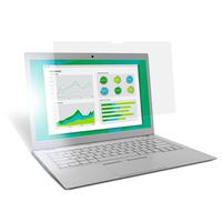 """3M Filtre anti-reflets pour ordinateur portable à écran large 14"""" Filtre écran - Transparent"""
