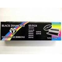 Panasonic 2x105pages Faxlint - Zwart