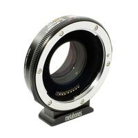 Metabones MB_SPEF-M43-BT4 Camera lens adapter - Zwart