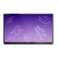 Promethean ActivPanel Nickel Interactieve whiteboard - Zwart