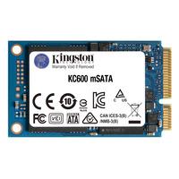 Kingston Technology KC600 mSATA 512GB SSD