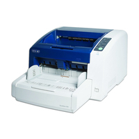 Xerox DocuMate 4799 Sheetfed A3, Duplex A3, 100Ppm/200Ipm, 250 Sheet Adf, Usb 2.0, 600Dpi, Visioneer One Touch .....