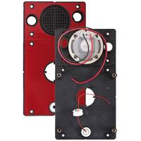 Mobotix Audiomount Camera-ophangaccessoires - Zwart, Rood