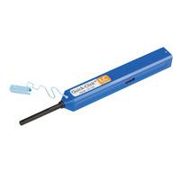 Black Box Fiber Connector Cleaning Tool - 1.25-mm - Bleu