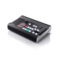 ATEN StreamLIVE™ PRO alles-in-één multikanaals AV-mixer Videomixers - Zwart,Grijs