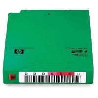 Hewlett Packard Enterprise HP LTO-4 Ultrium 1.6TB RW Custom Label Data Cartridge 20 Pack .....