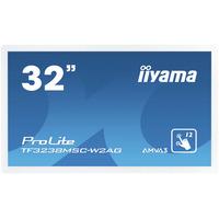 Iiyama ProLite TF3238MSC-W2AG Public Display - Wit