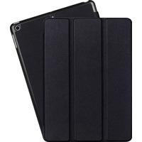 Azuri Ultra thin bookstyle case - zwart - voor Apple iPad 2018 9.7 inch