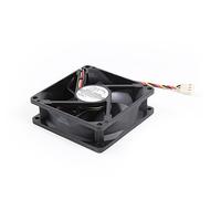 Synology System Fan RS 2U Series, 59.6 cfm, 80 g Hardware koeling accessoire - Zwart