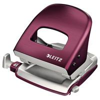Leitz NeXXt 5006 Perforateur - Rouge, Argent