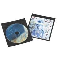 Hama CD-/DVD-Schutzhüllen 50, Schwarz - Noir