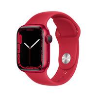 Apple Watch Series 7 (2021) GPS 41mm Red Smartwatch