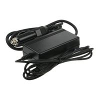 2-Power 72W Auto DC Adapter 19V 3.79A 11~27V inc. mains cable Adaptateur de puissance & onduleur - Noir