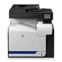 HP LaserJet Pro M570dn Multifonction - Noir,Cyan,Magenta,Jaune