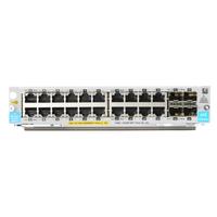 Hewlett Packard Enterprise HP 20-port 10/100/1000BASE-T PoE+ / 4-port 1G/10GbE SFP+ MACsec v3 .....