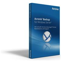 Acronis Backup 12 Windows Server 1 Software licentie