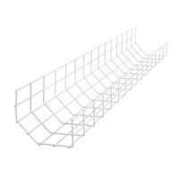 R-Go Tools R-Go Steel Basic Cable Tray Basic, blanc Les chemins de câbles