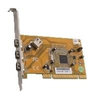 Dawicontrol DC-1394 PCI Interfaceadapter