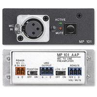 Extron MP 101 AAP