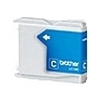 Brother LC-1000CBP Blister Pack Inktcartridge - Cyaan