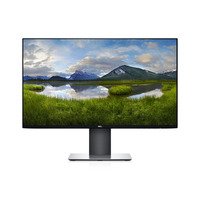 "DELL UltraSharp U2421HE 23.8"" FHD IPS USB-C Moniteur - Noir, Argent"