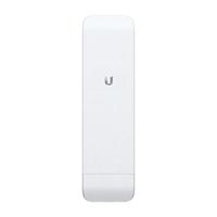 Ubiquiti Networks NanoStation M5 Wifi access point - Wit