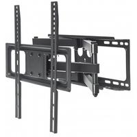 """Manhattan Permet de maintenir les téléviseurs à écran plat et incurvé de 32"""" à 55"""" pesant jusqu'à 40 kg ....."""