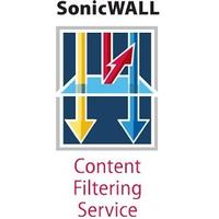 SonicWall Content Filtering Service Firewall software