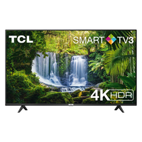 TCL 55P611 55 inch Television, 4K HDR, Ultra HD, Smart TV 3.0, Slim design (Micro dimming, Smart HDR, Dolby Audio, .....