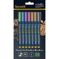 Securit Original SMA100 – Metallic Colors – nib 1-2 mm