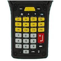Zebra 34 Key Numeric Telephony, black - Noir
