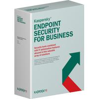 Kaspersky Lab Endpoint Security f/Business - Advanced, 15-19u, 3Y, EDU RNW Software
