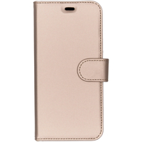 Accezz Wallet Softcase Booktype Samsung Galaxy A6 (2018) - Goud / Gold