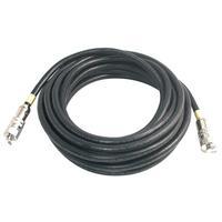 C2G 3m RapidRun CL2 Coax kabel - Zwart