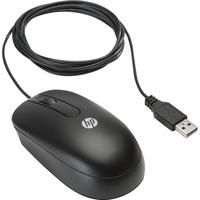 HP Essential USB-muis Computermuis - Zwart