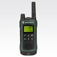 Motorola TLKR T81 Radios bidirectionnelles - Noir,Vert