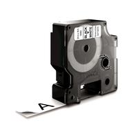 DYMO D1 -Durable Labels - Black on White - 19mm x 5.5m Labelprinter tape